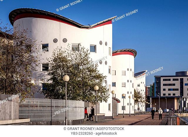 The University Of East London, London, England