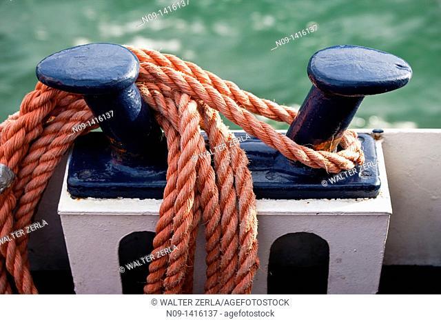 Lake Maggiore, Verbania, rope ferry
