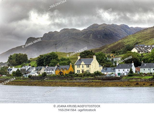 Dornie, Long Long, Western Highlands, Scotland, United Kingdom