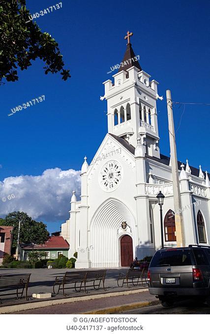 Dominican Republic, Santo Domingo, church