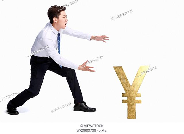 Youth men finance business