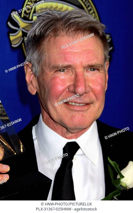 Harrison Ford 02/12/2012 26th Annual ASC Awards held at Grand Ballroom at Hollywood & Highland in Hollywood, CA Photo by Yoko Maegawa / HollywoodNewsWire