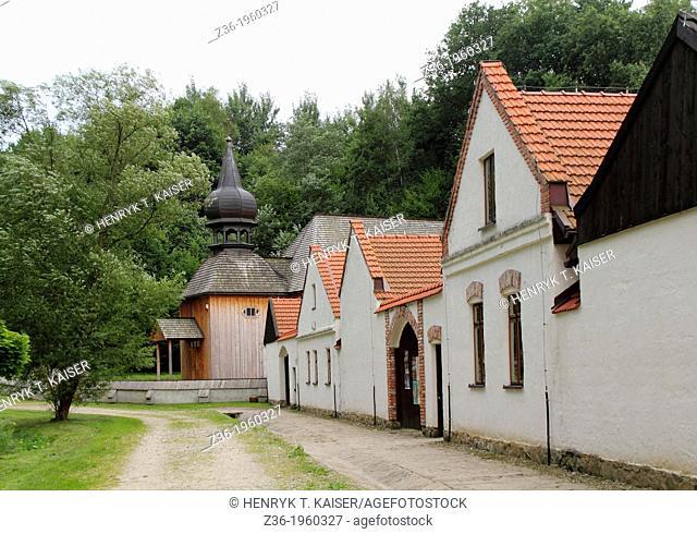 Ethnographic Museum of New Sacz, Poland
