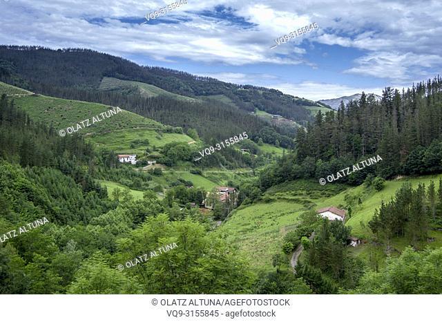Nuarbe Gipuzkoa, Basque Country, Spain