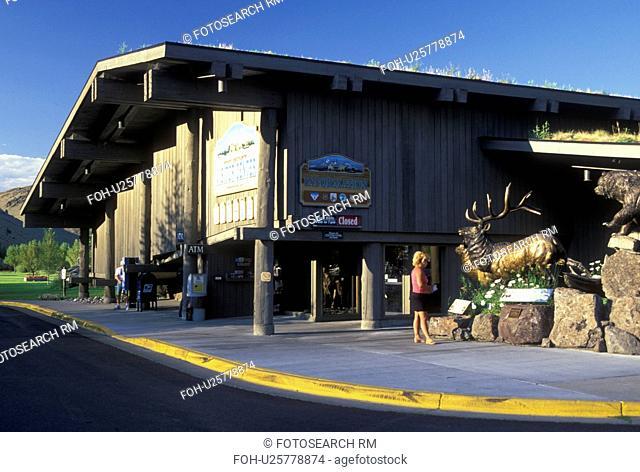 Jackson, WY, Wyoming, Information Center