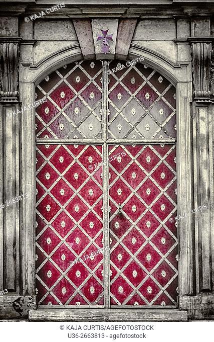 Door of Prague, Czech Republic