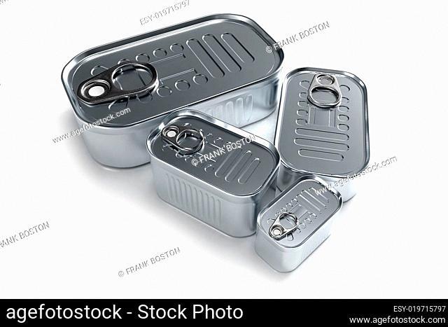 Tin collection