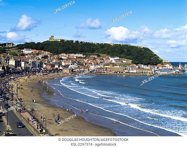 South Bay SCARBOROUGH NORTH YORKSHIRE South beach Scarborough
