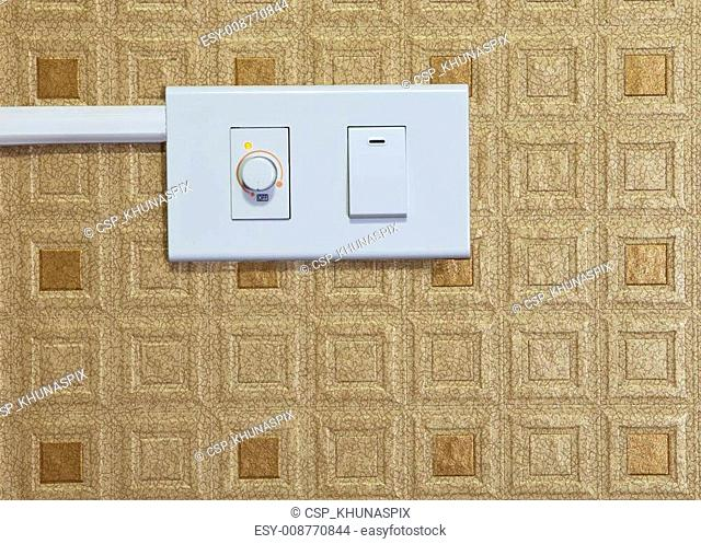 switch of electric appliance