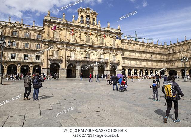 Salamanca, comunidad autónoma de Castilla y León, Spain