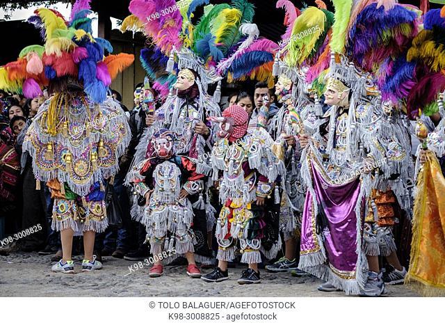 Danza del Torito, danza del siglo XVII, Santo Tomás Chichicastenango, República de Guatemala, América Central