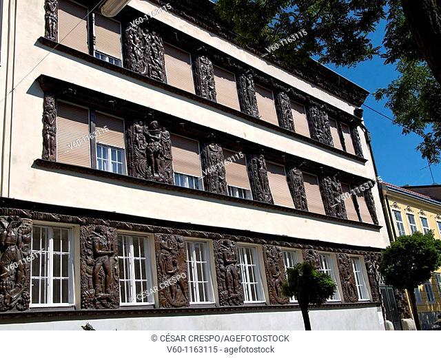 -Buildings in Wien- Austria