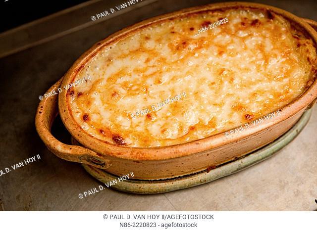 garlic parmesan mashed potaoes