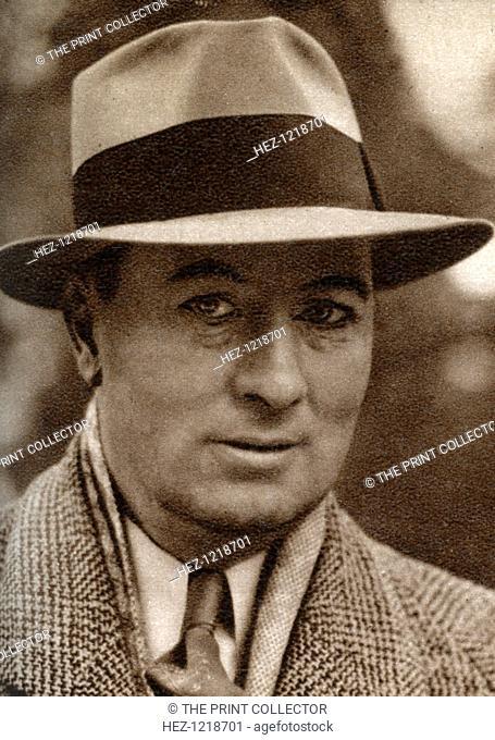 William C McGann (1893-1977), American film director, 1933