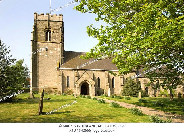 All Saints Church Lund East Riding of Yorkshire England