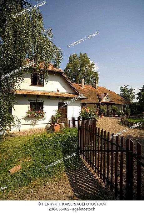 Poland Krakow, 'Rydlowka' Museum