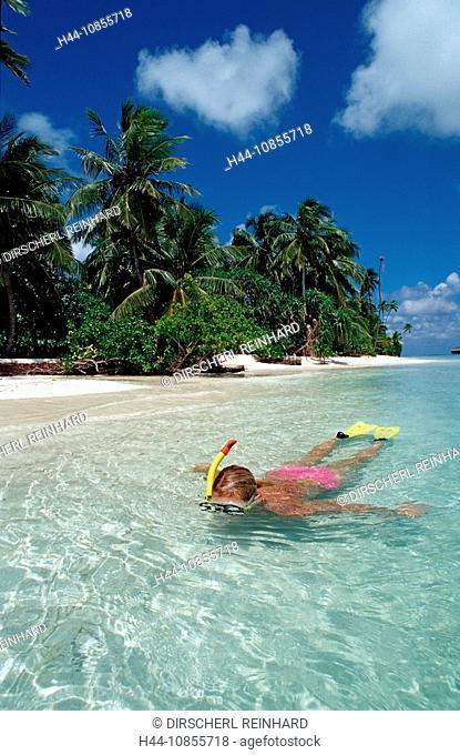 10855718, Maldives, Indian Ocean, Medhufushi, Meem