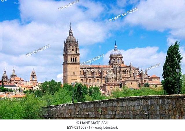 Salamanca Kathedrale 02