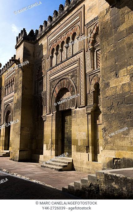 Europe, Spain, Andalusia, Cordoba, Mosque