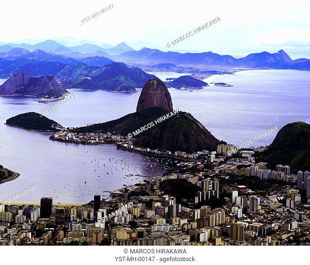 Pão de Açúcar, Rio de Janeiro, Brazil