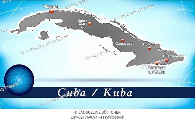 Karte Kuba.Information Havana Cuba Stock Photos And Images Age Fotostock