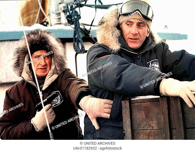 Die Baereninsel In Der Hoelle Der Arktis, Bear Island, Die Baereninsel In Der Hoelle Der Arktis, Bear Island, Lloyd Bridges