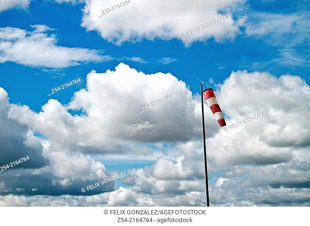 Windsock at Motorway