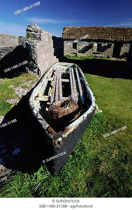 Dun Arann Museum Inishmore Ireland