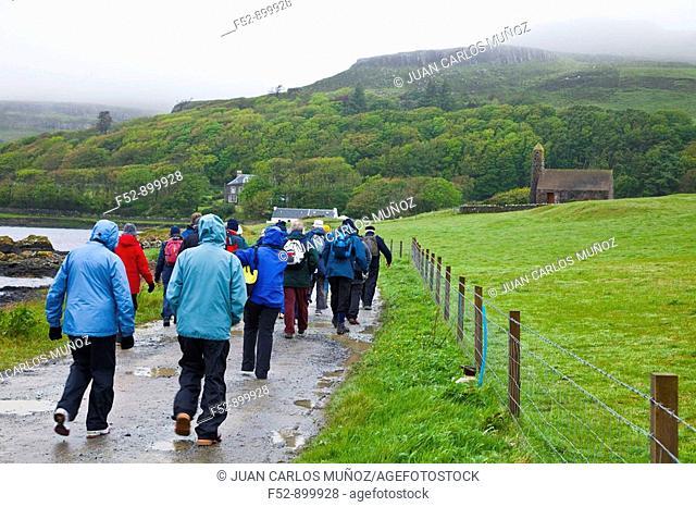 Canna, Small Isles, Inner Hebrides, Scotland, UK