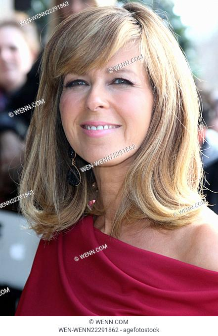 TRIC Awards 2015 at the Grosvenor House Hotel, Park Lane, London Featuring: Kate Garraway Where: London, United Kingdom When: 10 Mar 2015 Credit: WENN