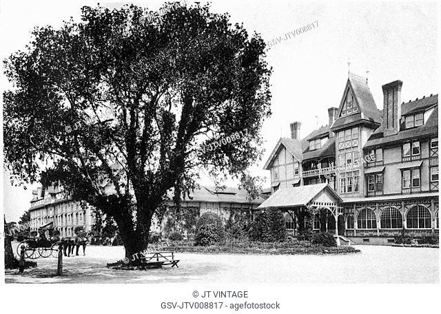 hotel, Del Monte, California, historical