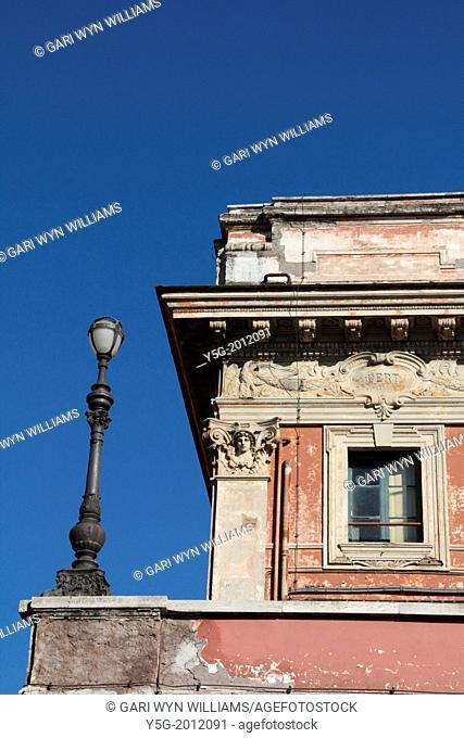Esquilino, Rome, Italy
