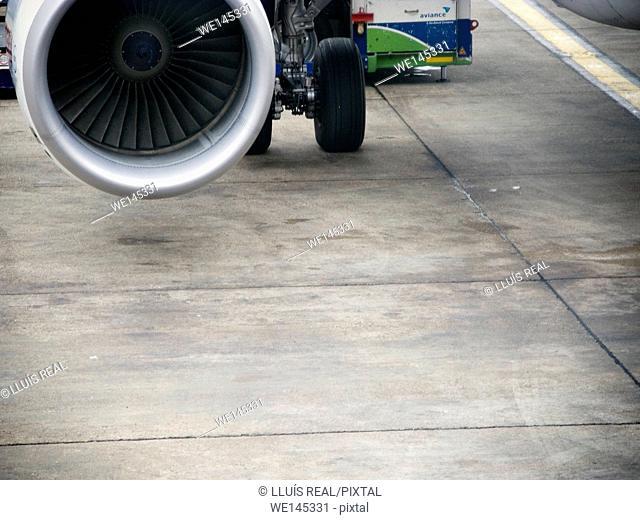 Aicraft engine