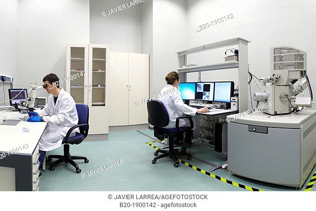 Environmental Scanning Electron Microscope ESEM QuantaTM 250 FEG provides access to studies of wet biological samples, nano-bio composites and nano-fluidic...
