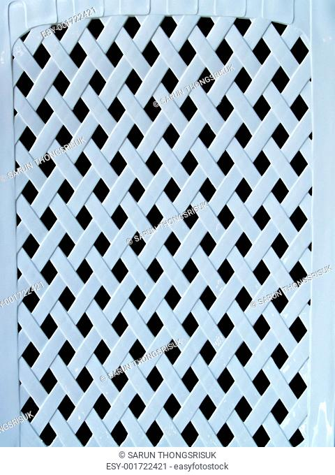 Plastic lattice
