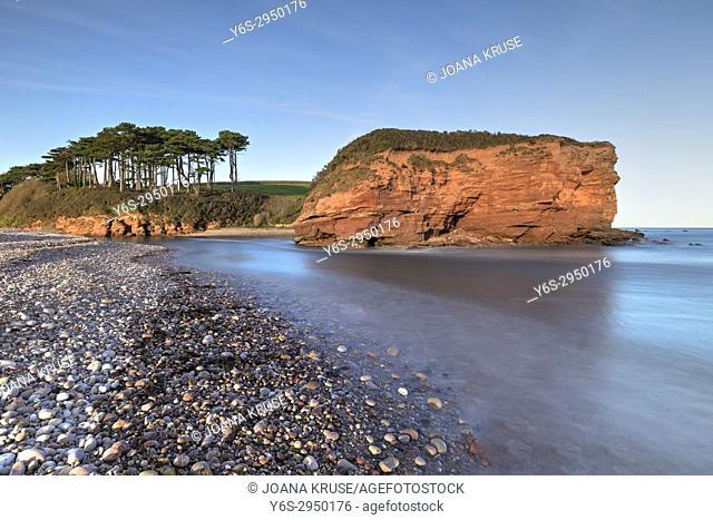 Budleigh Salterton, Devon, England, United Kingdom
