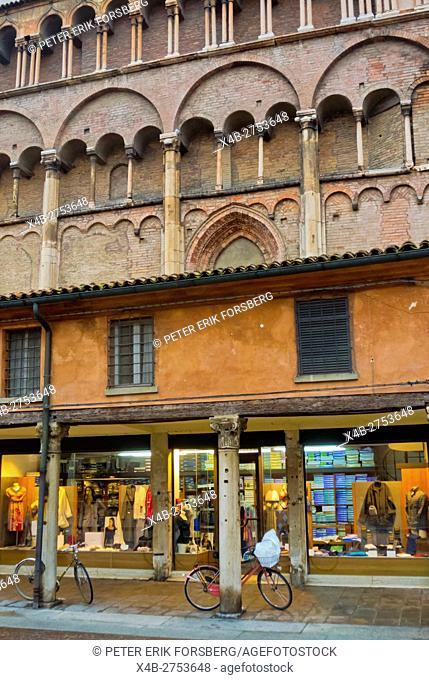 Piazza Trento - Trieste, Ferrara, Emilia-Romagna, Italy