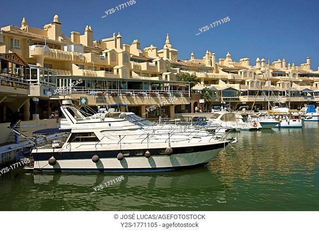 Port Marina, Benalmadena, Malaga-province, Spain