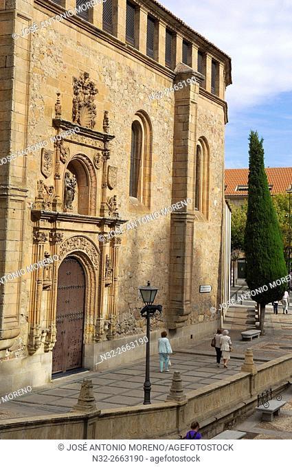 Las Dueñas Convent, Salamanca. Castilla-León, Spain