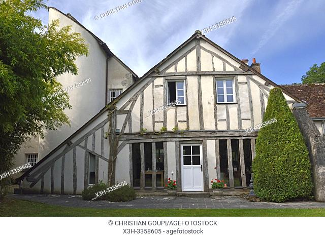 Le Clos Pasquier, Maison d'hotes a Blois, departement Loir-et-Cher, region Centre-Val de Loire, France, Europe/Le Clos Pasquier, Guesthouse at Blois