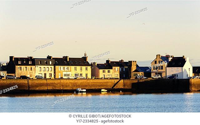 Le Fret, Crozon Peninsula, Presqu'île de Crozon, Finistere, Brittany, France
