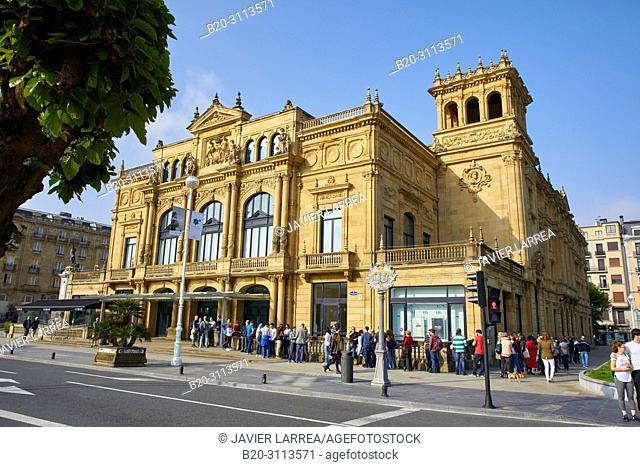 Event, Victoria Eugenia Theatre, Donostia, San Sebastian, Gipuzkoa, Basque Country, Spain, Europe