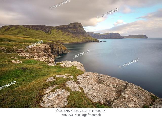 Moonen Bay, Isle of Skye, Scotland, United Kingdom