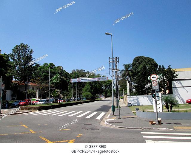 Brasil avenue, São Paulo, Brazil