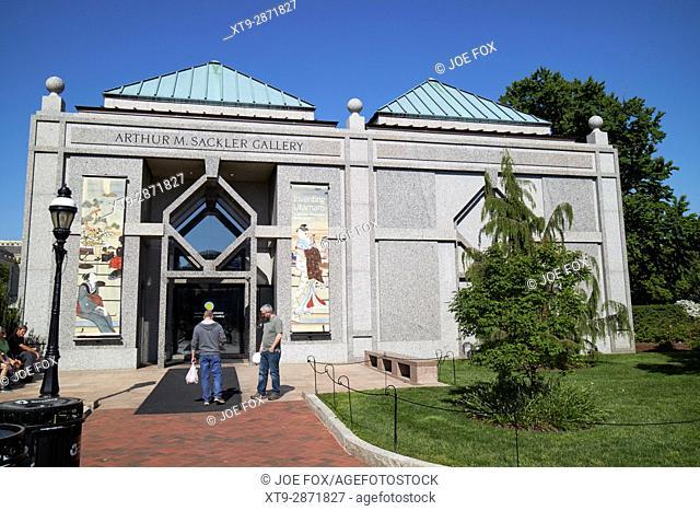 arthur m. sackler gallery Washington DC USA