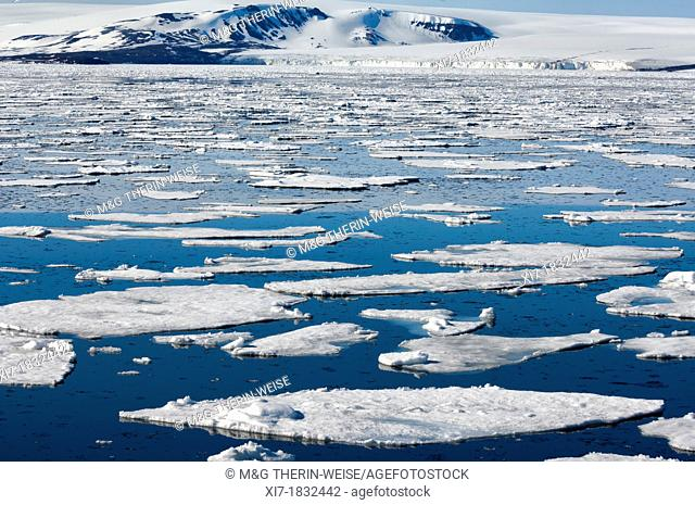 Hinlopen Strait, Svalbard Archipelago, Arctic Norway