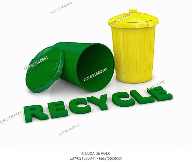 concept of recycling
