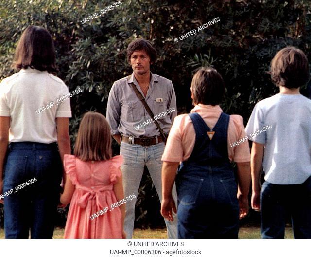 Der unheimliche Fremde, (ATTENTION LES ENFANTS REGARDENT) F 1977, Regie: Serge Leroy, ALAIN DELON, Stichwort: Kinder