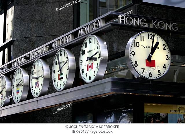Tourneau clock with Stock Photos and Images | age fotostock