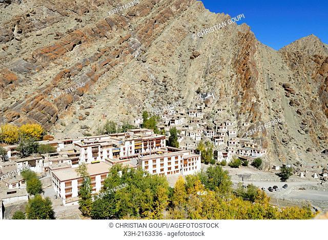 Tibetan Buddhist Hemis Monastery, Ladakh region, state of Jammu and Kashmir, India, Asia